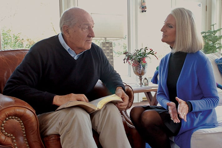 Danny And Anne Graham Lotz