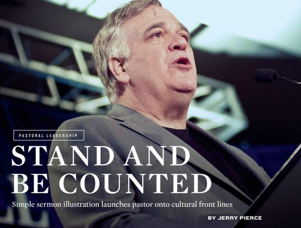 Stand and Be Counted - The Billy Graham Evangelistic