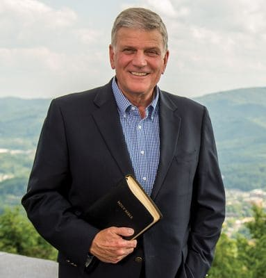 Franklin Graham, President and CEO, Billy Graham Evangelistic Association