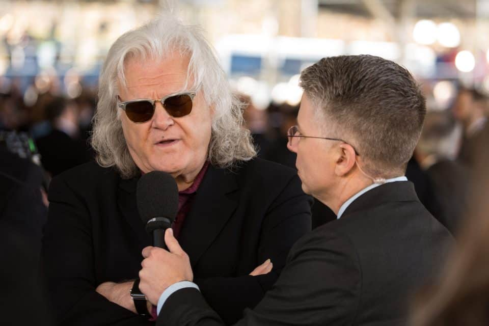 "Ricky Skaggs shares some of his last memories of Mr. Graham. During their final visit, the American country and bluegrass singer was asked to read Scripture instead of sing. Mr. Graham lit up when Skaggs began to read and said, ""Praise the Lord."""