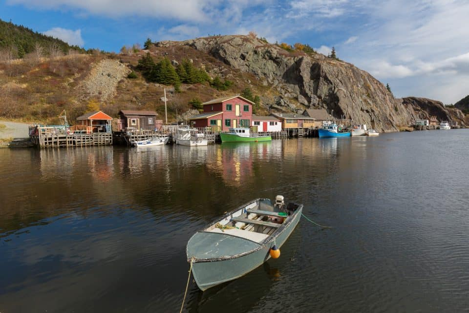 St. John's is North America's oldest and easternmost city. The area is full of character with vibrant homes, scenic shores and a rich war history.