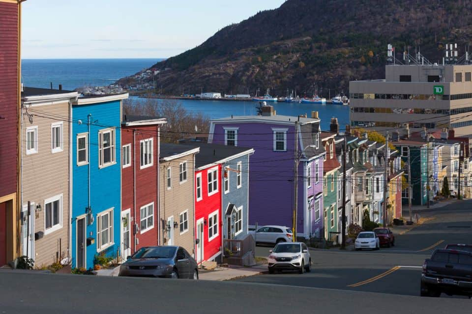St. John's is the capital city of Newfoundland and Labrador, and on the eastern tip of the Avalon Peninsula.