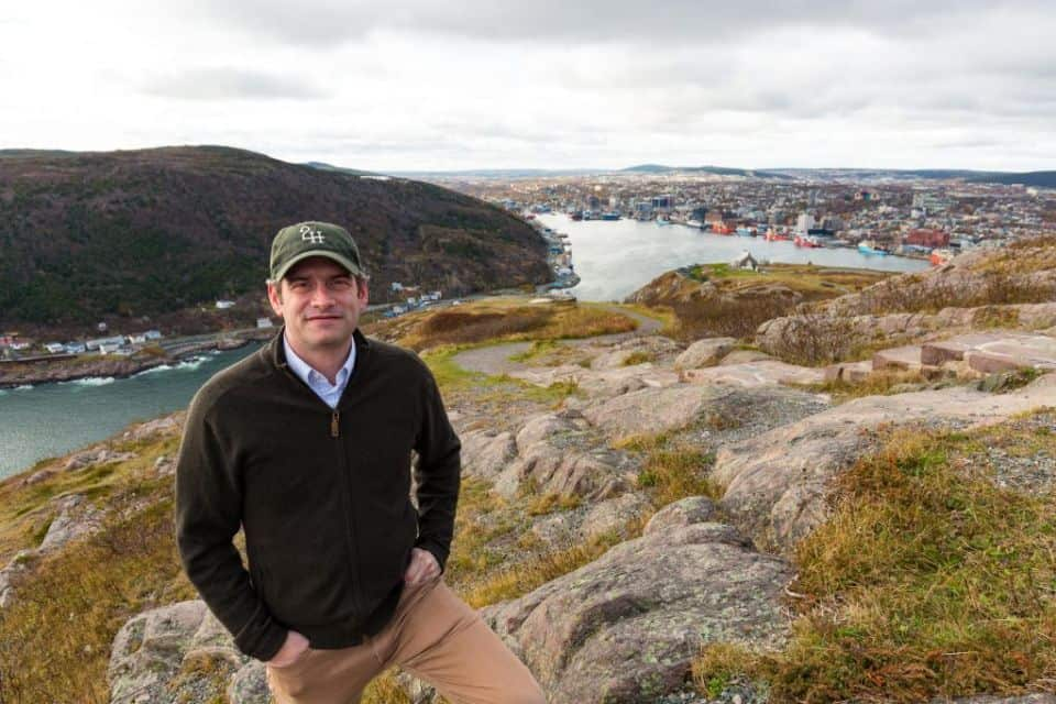 Fresh from preaching the Gospel in the Arctic territory of Nunavut, Canada, Oct. 26-27, Will Graham is taking the same message of hope to the Avalon region of Newfoundland and Labrador this weekend.