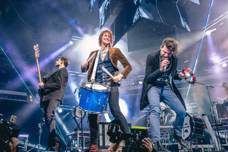 Christian band for KING & COUNTRY shares the Gospel through music and testimonies. The Avalon Celebration is the latest collaboration for the Australian band and Billy Graham Evangelistic Association events.