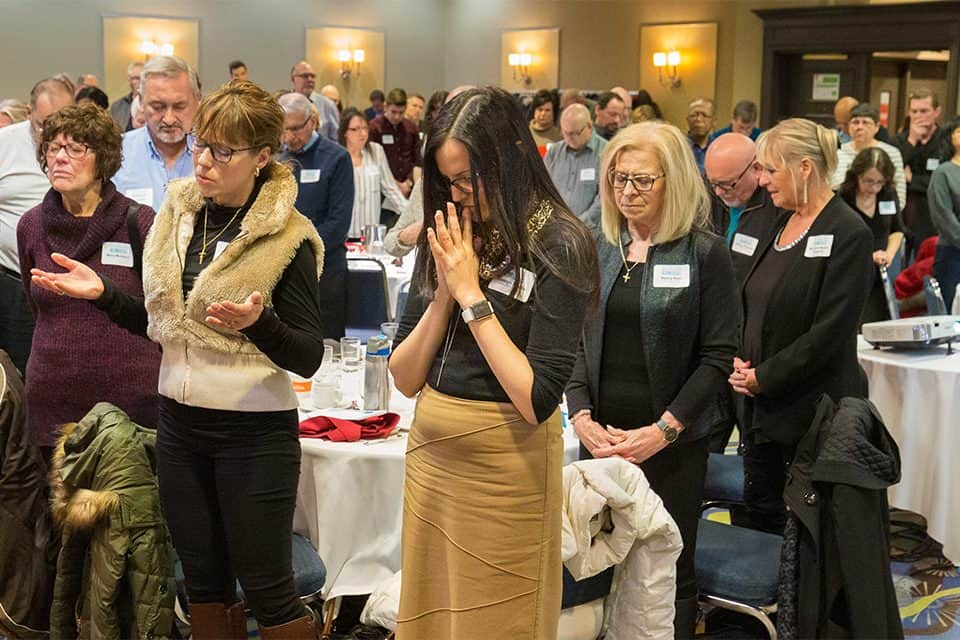 While many churches have been praying for revival in Ontario for years, they're now just seven months away from the Celebration—a two-day event at the Sudbury Community Arena that will include worship and a message from God's Word.